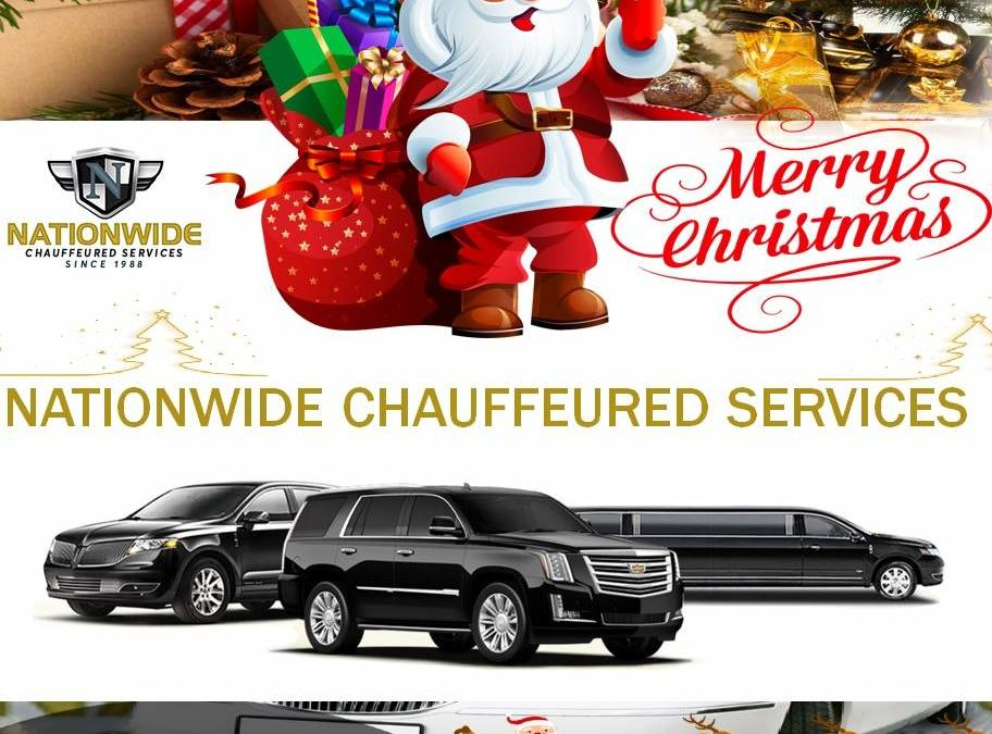 Merry Christmas and Happy Christmas from Nationwide Chauffeured Services