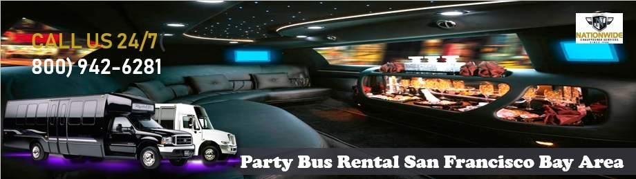 Party Bus Rentals San Francisco