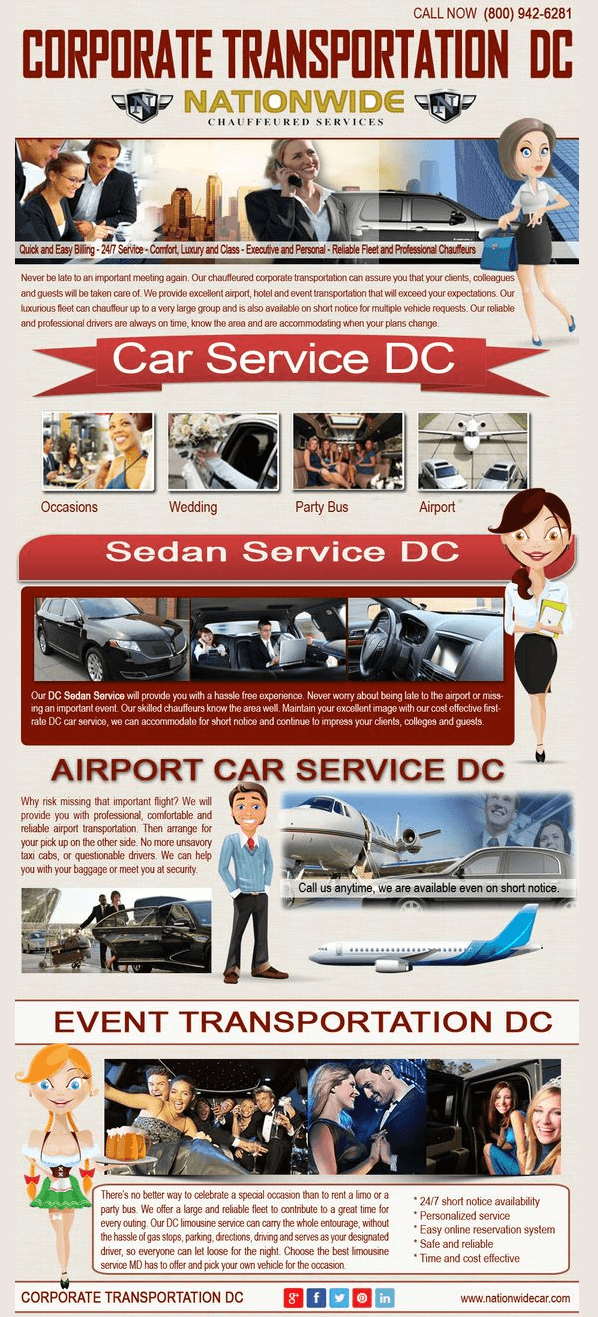 Best Airport Car Services DC