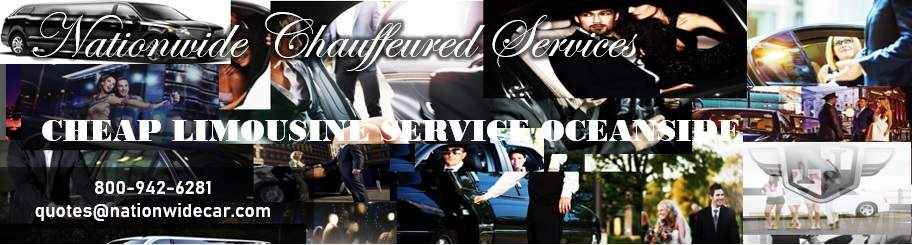 Hourly Limo Service Oceanside