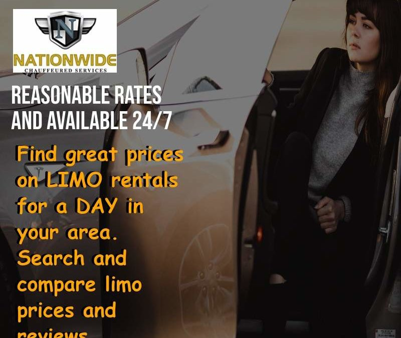 How Much Does A Limos Cost For A Day