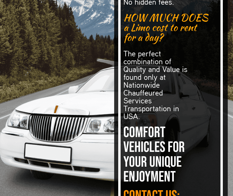 Limo Cost To Rent For A Day