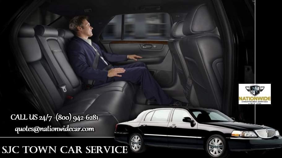 SJC car service