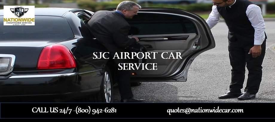 SJC airport car services