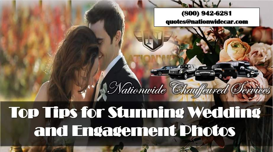 Top Tips for Stunning Wedding and Engagement Photos