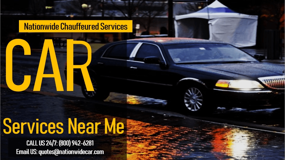 Car Service Near Me - Symbolic Representations