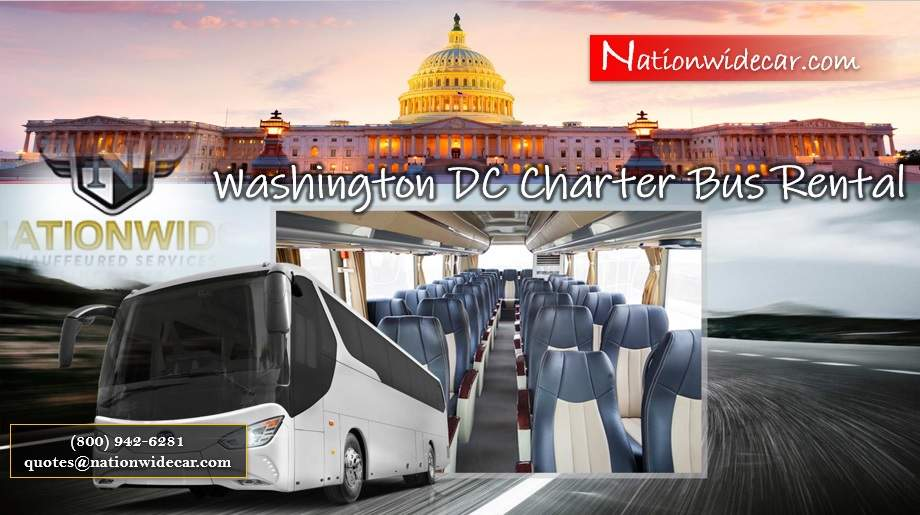 Washington DC Charter Bus Rentals