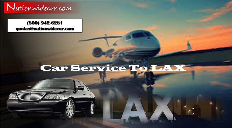car service to LAX airport