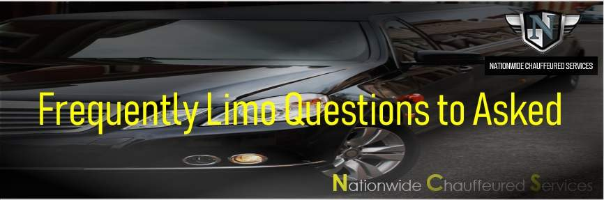 Limo Questions to Ask Before You Hire a Limo Service Company