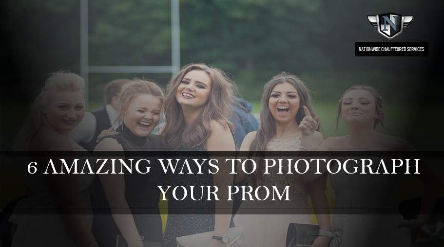 6 Amazing Ways to Photograph Your Prom