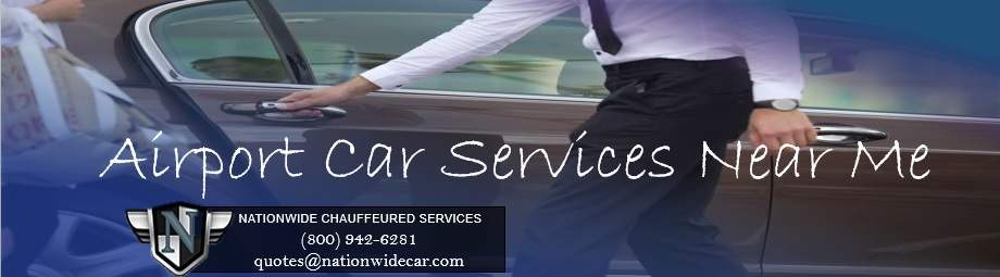 Cheap Airport Car Services Near Me - Private Airport