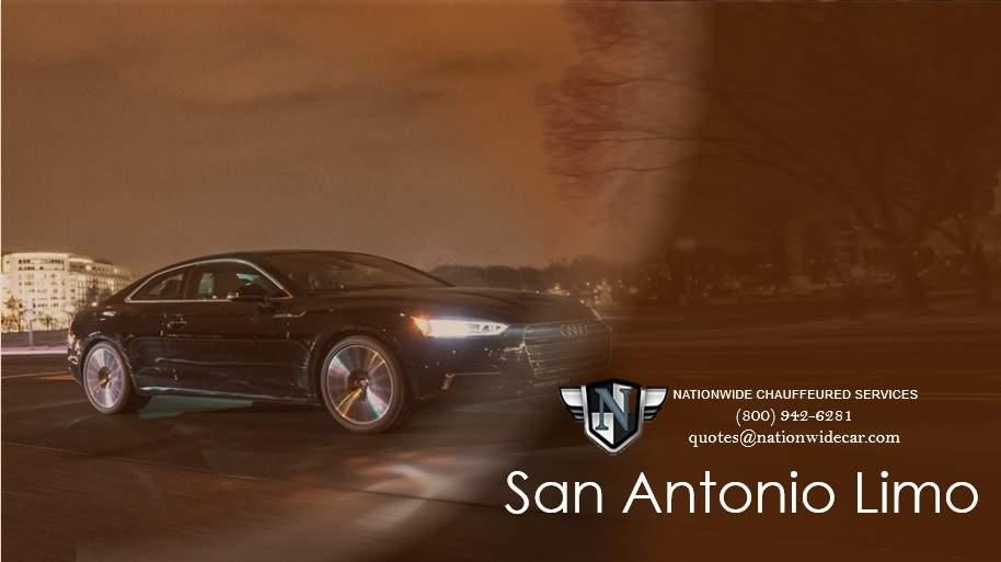 San Antonio Limo Service