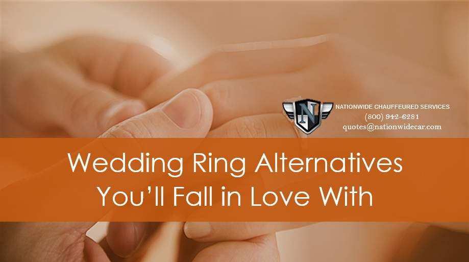 Wedding Ring Alternatives You'll Fall in Love With