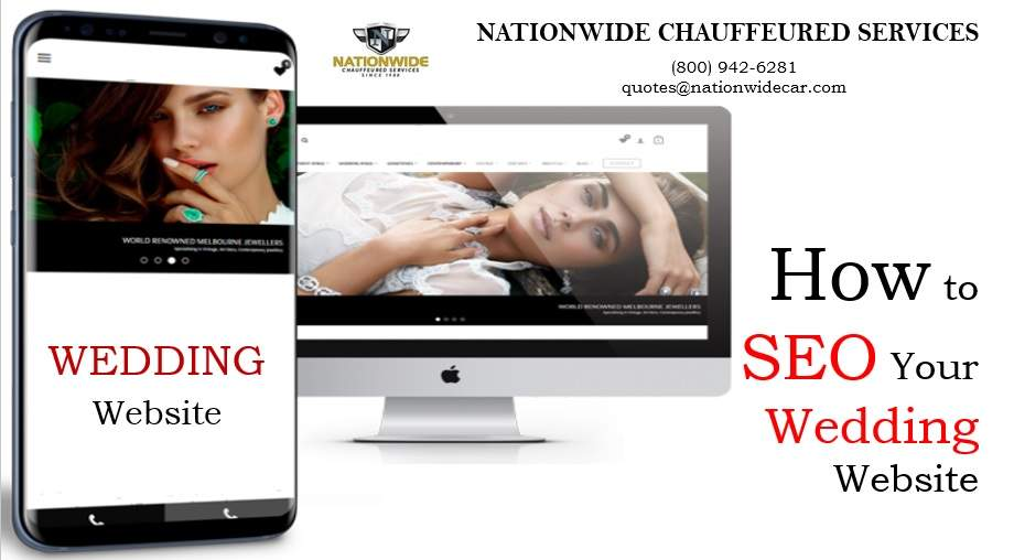 How to SEO Your Wedding Website