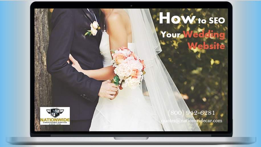 Easy SEO Tips for Your Wedding Website