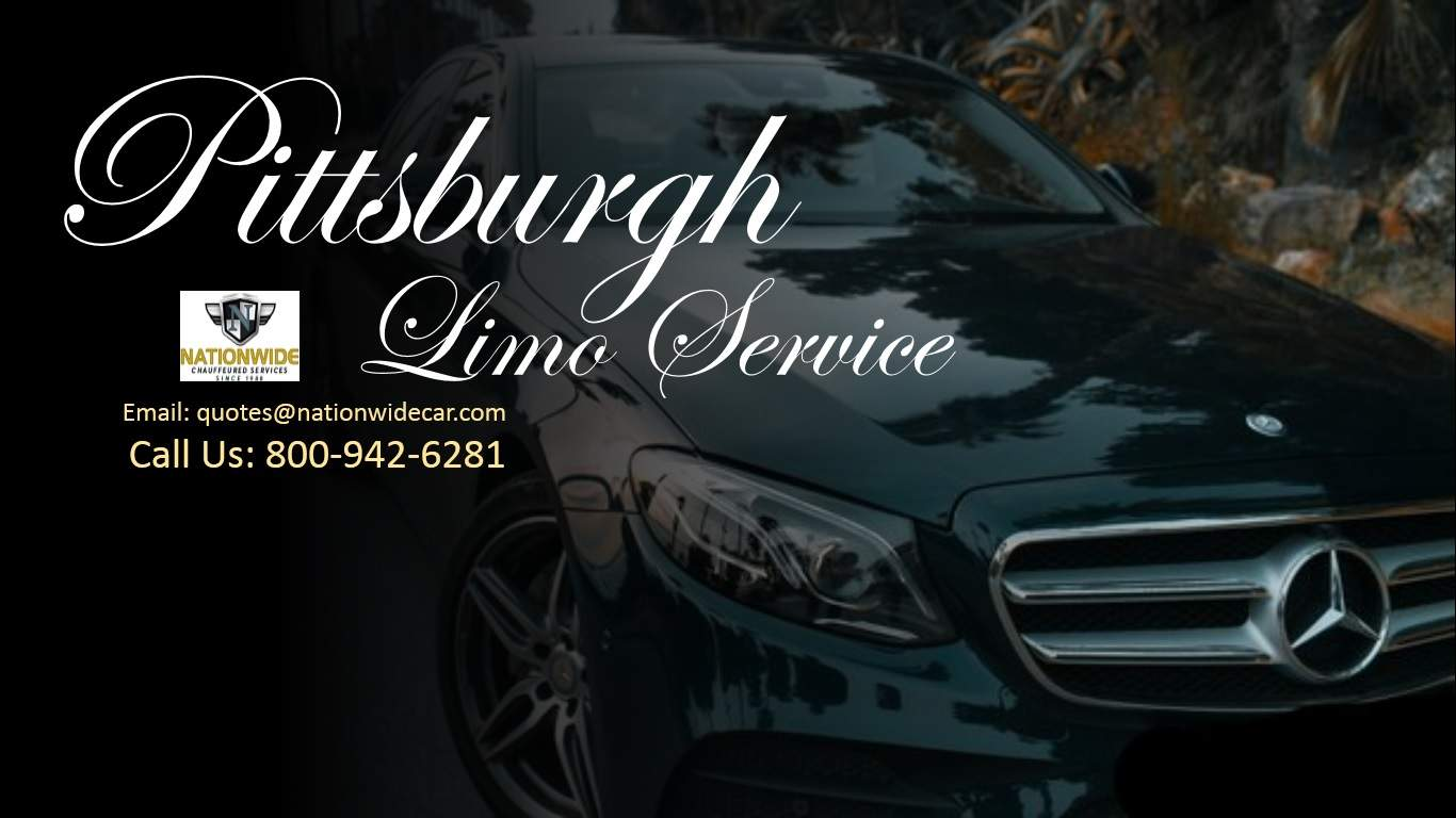 A Pittsburgh Limousine Is Ideal For Anniversaries