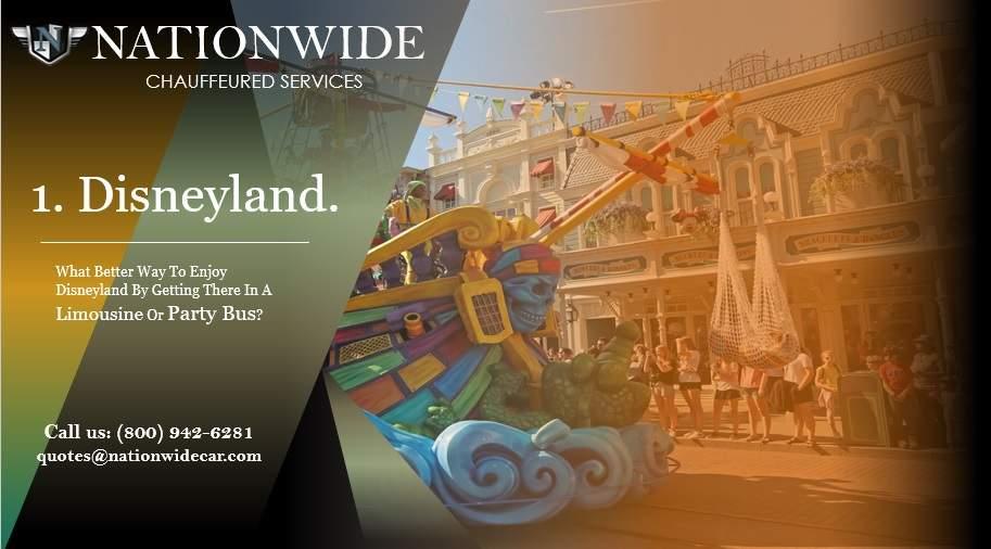 Places - Disneyland
