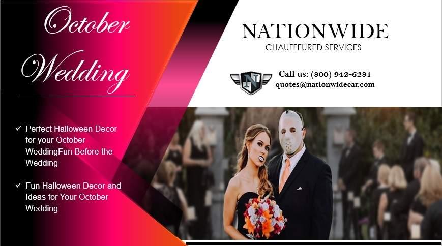 Fun Halloween Decor and Ideas for Your October Wedding