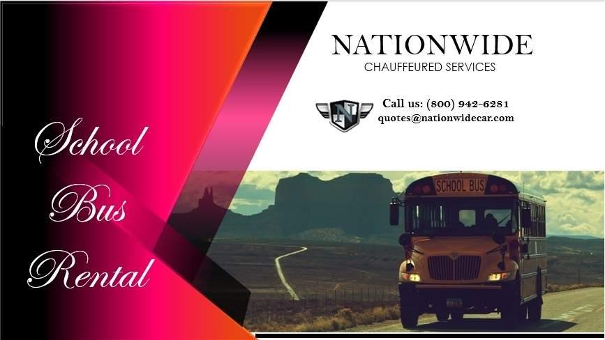 School Bus Rentals