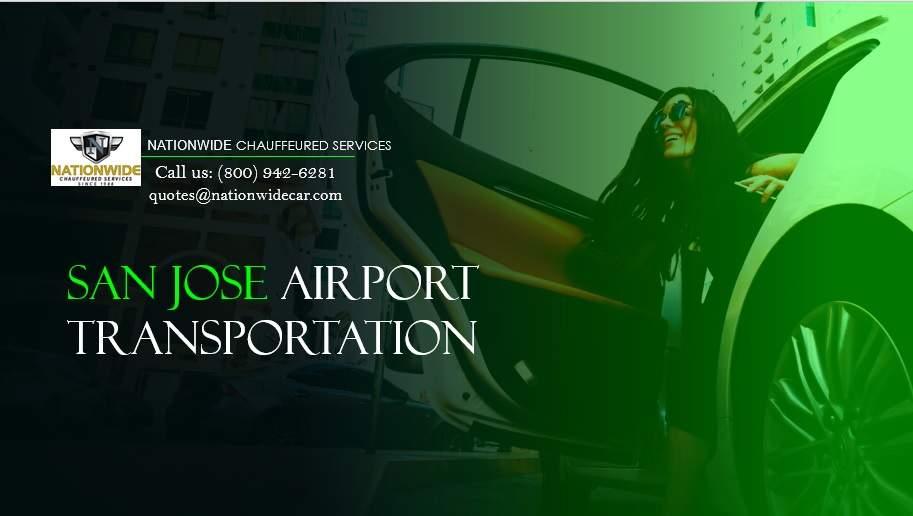San Jose Airport Car Service