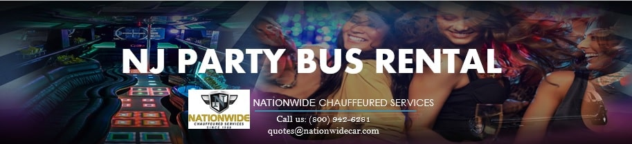 NJ Party Bus Rentals