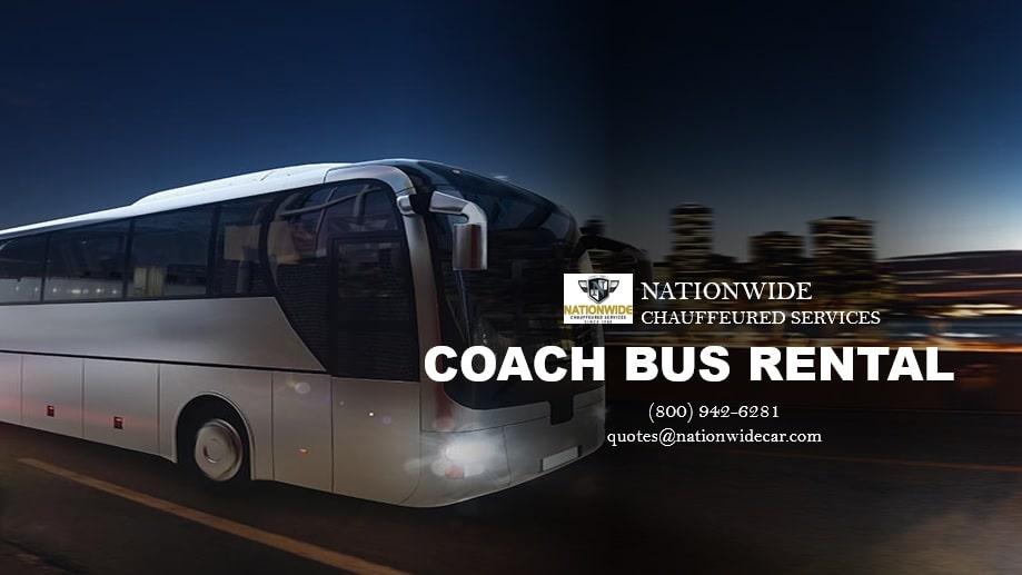 Coach Bus Rentals - Quality Company
