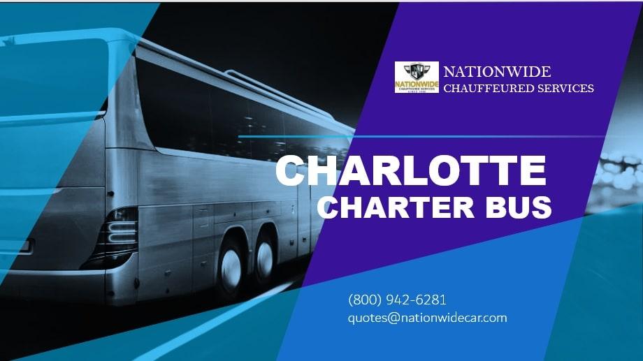 Charlotte Charter Bus Rental