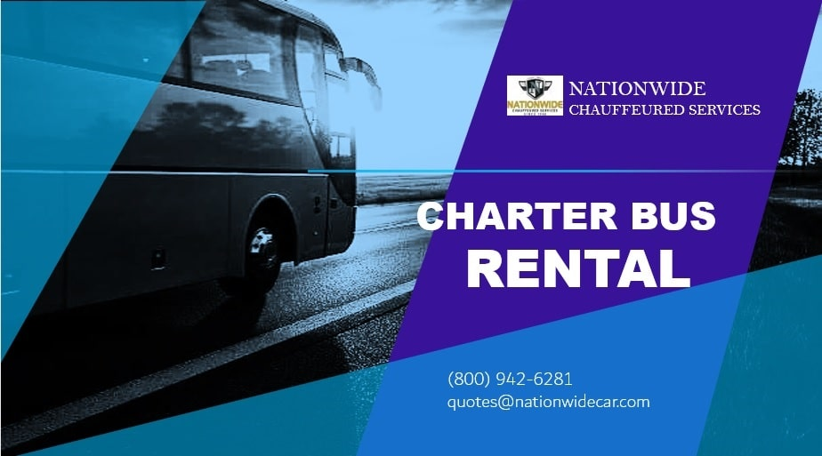 Affordable Charter Bus Rentals