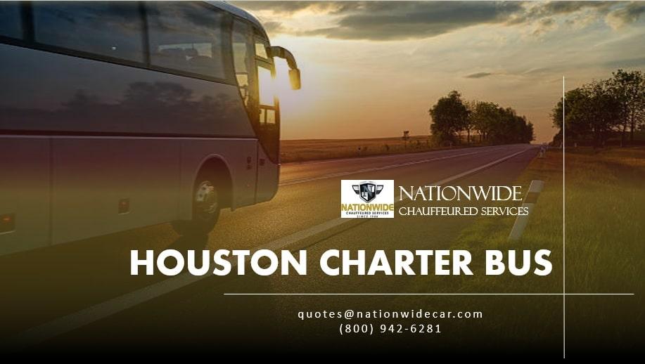 Houston Charter Bus Rental
