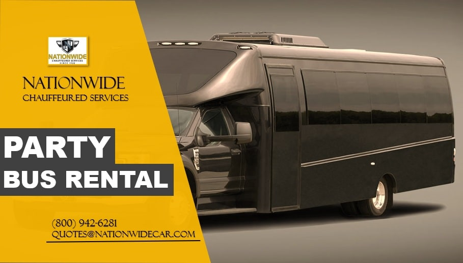 Cheap Party Bus Rentals