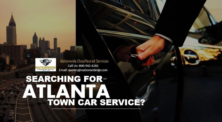 Atlanta Town Car Service