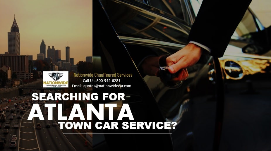 Searching for Atlanta Town Car Service?