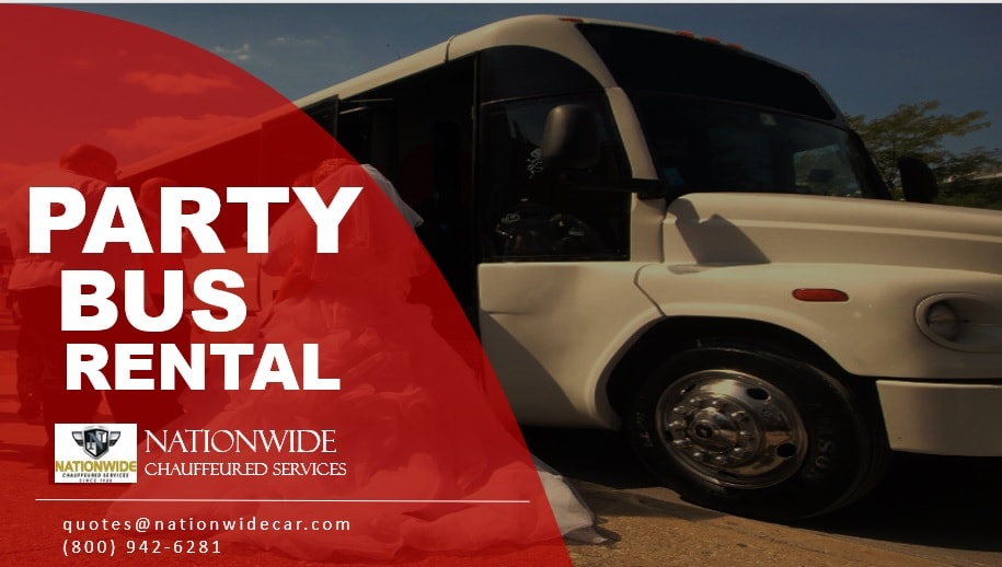 Party Bus Rental - Perfect DJ