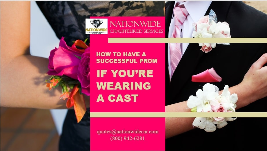 How to Have a Successful Prom if You're Wearing a Cast
