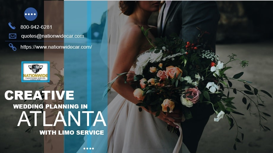 Creative Wedding Planning in Atlanta with Limo Service