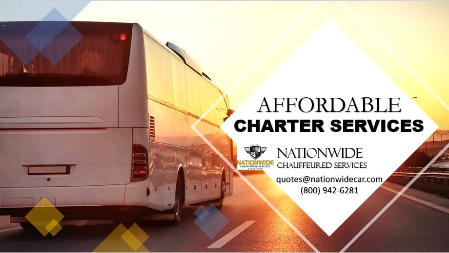 Affordable Charter Buses