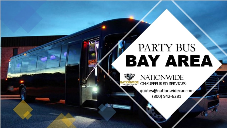 Bay Area Party Bus Rental
