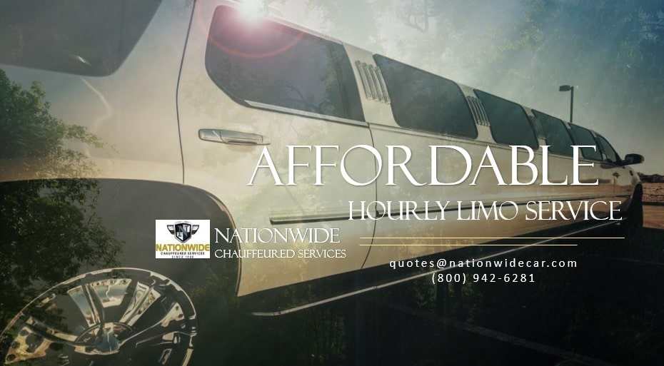 Affordable Hourly Limo Services