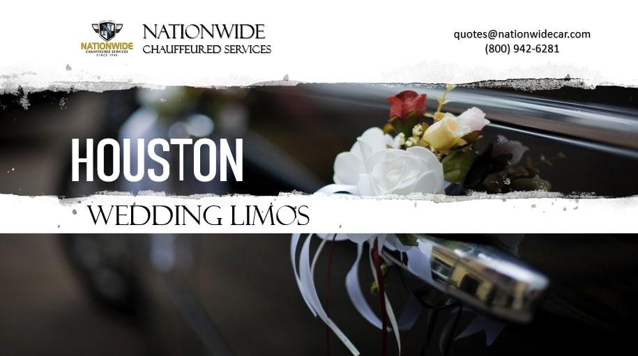 Houston Wedding Limo