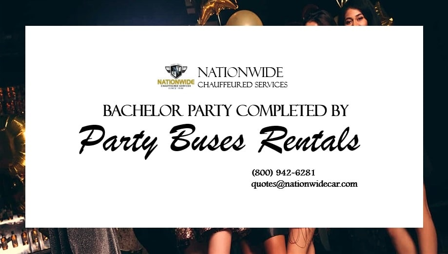 Party Buses Rentals