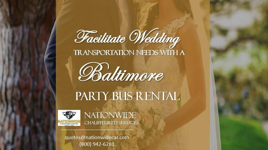 Baltimore Party Bus Rental